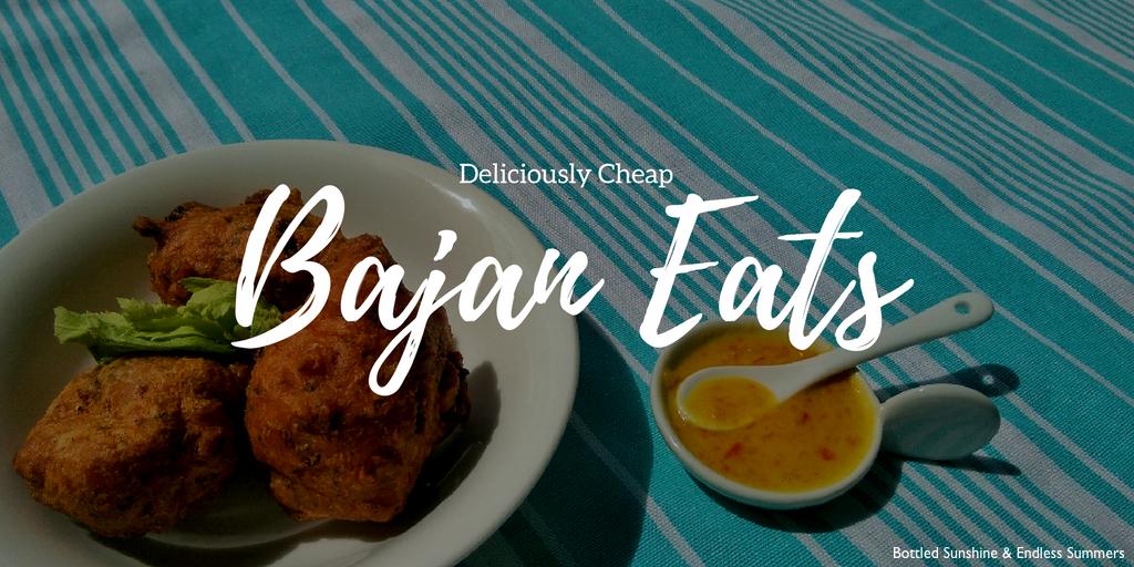 Deliciously Cheap Bajan Eats