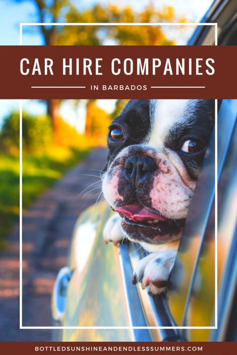 Car Hire Companies In Barbados