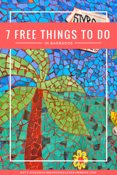 FREE THINGS TO DO IN BARBADOS