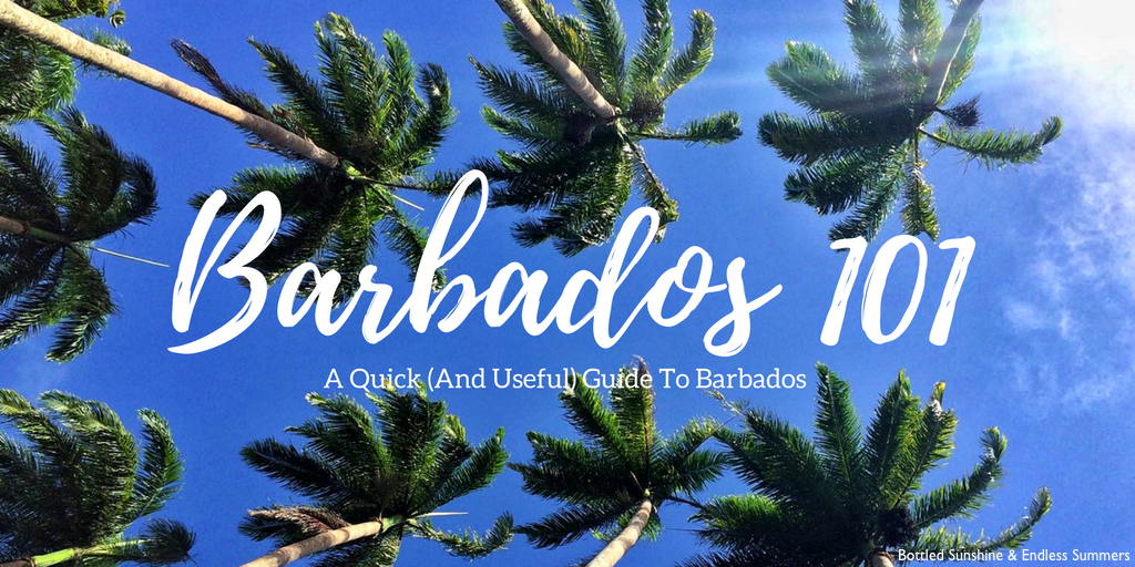 Barbados In A Nutshell: A Quick Guide To Barbados