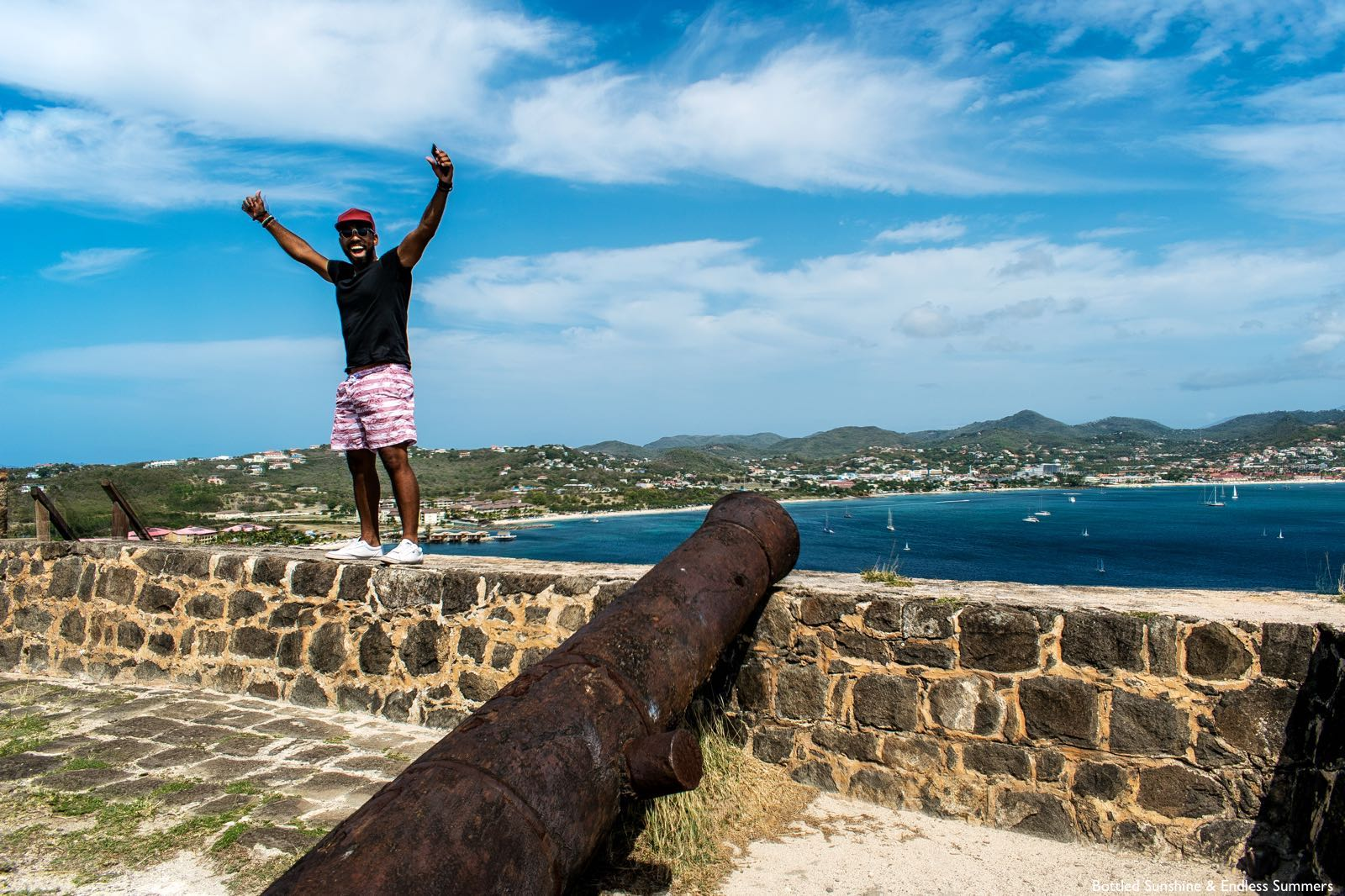 Pigeon Island St.Lucia