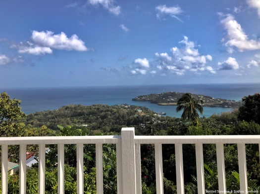 Airbnb in Castries - The Morne Seaview Apartment